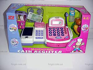 Детский кассовый аппарат, музыкальный, 2816C
