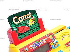 Детский кассовый аппарат, на батарейках, FS-34551, купить