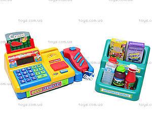 Детский кассовый аппарат, на батарейках, FS-34551