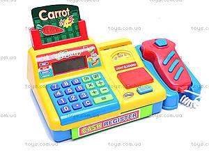 Детский кассовый аппарат, на батарейках, FS-34551, отзывы