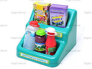 Детский кассовый аппарат, на батарейках, FS-34551, детские игрушки