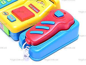 Детский кассовый аппарат, на батарейках, FS-34551, магазин игрушек