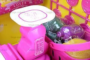 Детский кассовый аппарат с аксессуарами, FS-34533N, цена