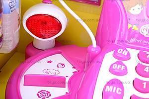 Детский кассовый аппарат с аксессуарами, FS-34533N, детские игрушки