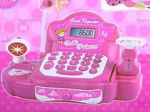 Детский кассовый аппарат с аксессуарами, FS-34533N, магазин игрушек