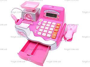 Детский кассовый аппарат, с продуктами, FS-34438, отзывы