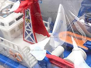 Детский катер для запуска, 0619B, купить