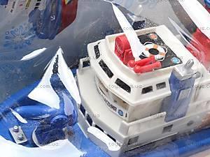 Детский катер для запуска, 0619B, отзывы