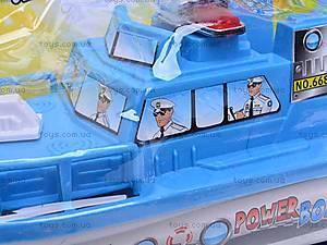 Детский катер на планшете, 6688-3, купить