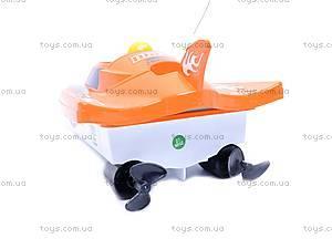 Детский катер, на радиоуправлении, С206, отзывы