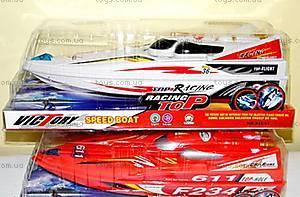 Детский катер Racing Top, 611-11