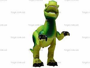Детский ходячий динозавр, 1639, игрушки