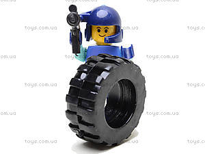 Детский конструктор Advanced Troop «Военная база», 2118, детский
