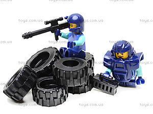 Детский конструктор Advanced Troop «Военная база», 2118, доставка