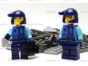 Детский конструктор Advanced Troop «Военная база», 2118, игрушка