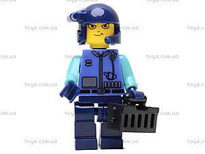 Детский конструктор Advanced Troop «Военная база», 2118, купить игрушку