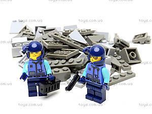 Детский конструктор Advanced Troop «Военная база», 2118, оптом