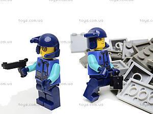 Детский конструктор Advanced Troop «Военная база», 2118, опт
