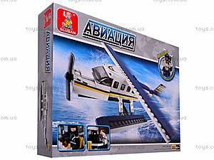 Детский конструктор «Авиационный вертолет», M38-B0361, фото
