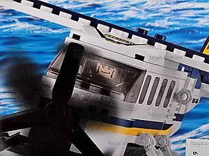 Детский конструктор «Авиационный вертолет», M38-B0361, магазин игрушек