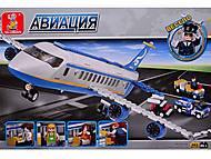 Детский конструктор «Авиация», M38-B0366R