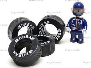 Детский конструктор «Авто-формула 2», M38-B0352R, игрушки