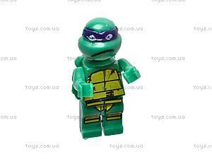 Детский конструктор «Черепашки-ниндзя», 79103, фото