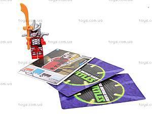 Детский конструктор «Черепашки-ниндзя», 79103, игрушки