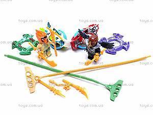 Детский конструктор Chim с героями, RC246363