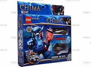 Детский конструктор «Чима», 2706