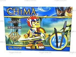 Детский конструктор Chima Legend, 71773, фото