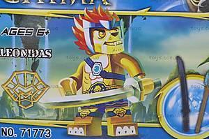 Детский конструктор Chima Legend, 71773, отзывы