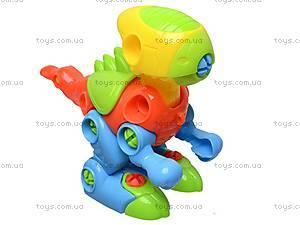 Детский конструктор «Динозавр», 1355B, фото