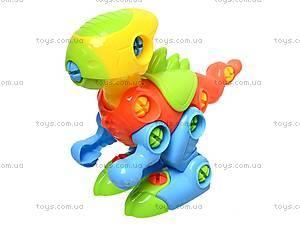 Детский конструктор «Динозавр», 1355B, цена
