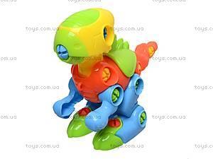 Детский конструктор «Динозавр», 1355B, игрушки