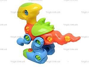 Детский конструктор «Динозавр», 1355B, детские игрушки