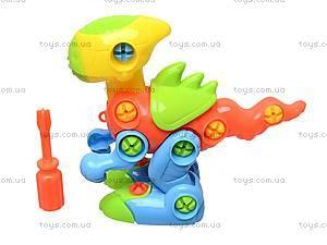 Детский конструктор «Динозавр», 1355B, магазин игрушек