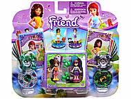 Конструктор для девочек «Друзья», 41037, купить