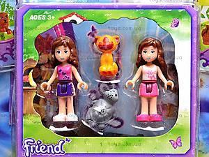 Конструктор для девочек «Друзья», 41037, игрушки