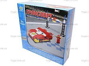 Детский конструктор «Гоночная машина», ES80086