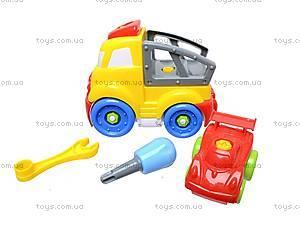 Детский конструктор «Грузовой транспорт», RG6605-5, купить