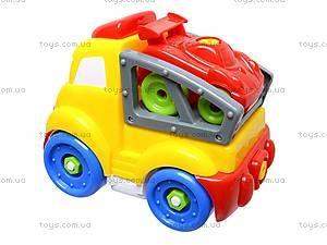 Детский конструктор «Грузовой транспорт», RG6605-5, фото
