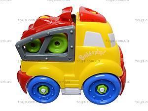 Детский конструктор «Грузовой транспорт», RG6605-5, цена