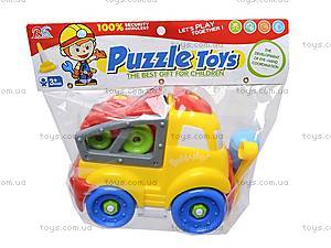 Детский конструктор «Грузовой транспорт», RG6605-5