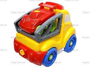 Детский конструктор «Грузовой транспорт», RG6605-5, игрушки