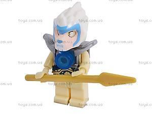Детский конструктор игровой Chima Legend, 3703, игрушки