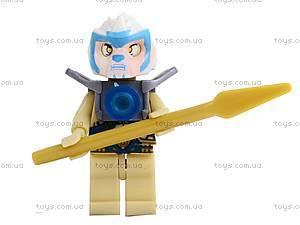 Детский конструктор игровой Chima Legend, 3703, детские игрушки