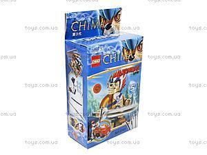 Детский конструктор игровой Chima Legend, 3703