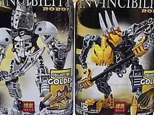 Детский конструктор Invincibility Robot, 9870-9875, отзывы