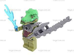 Детский конструктор из серии Chima, 3704, игрушки
